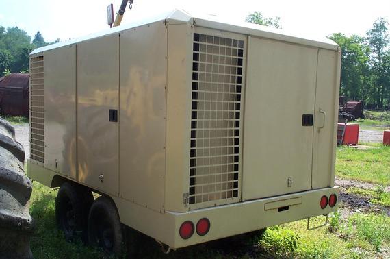 IR P750 Air Compressor