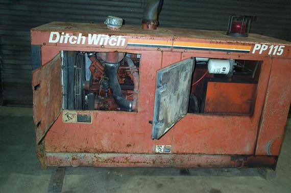 Ditch Witch Hydraulic Power Pack Other