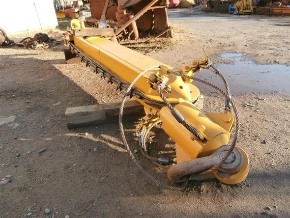 BSP HD15 Piling Extractor