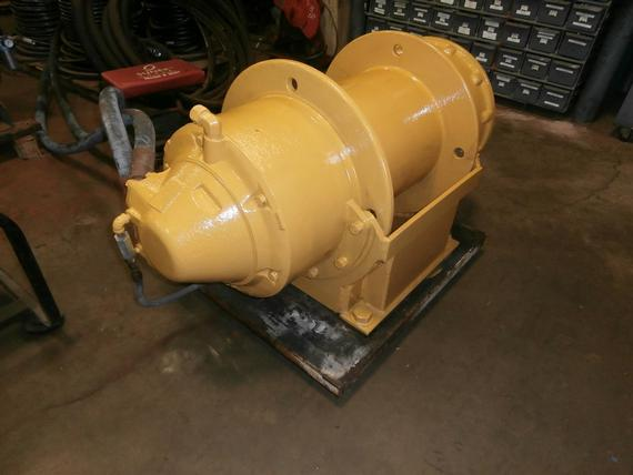 Gearmatic 34 Hydraulic Winch / Hoist
