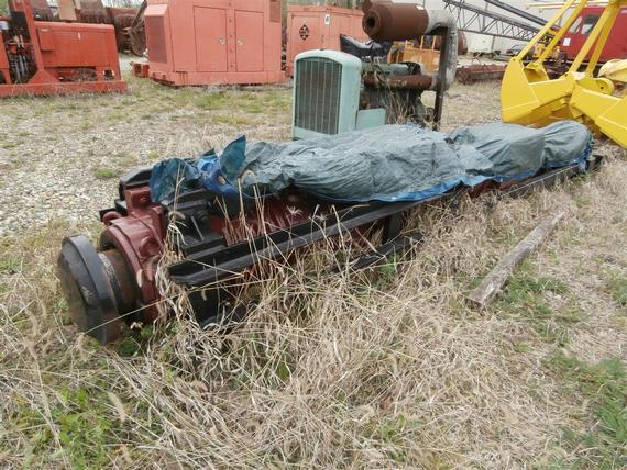 APE D19-42 Diesel Pile Hammer