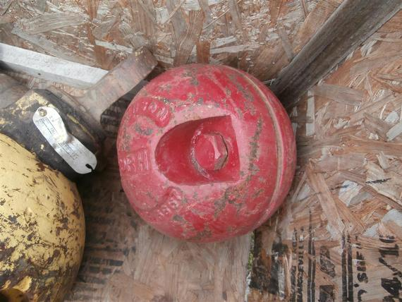 Johnson 100 lb Split Weight Ball Other
