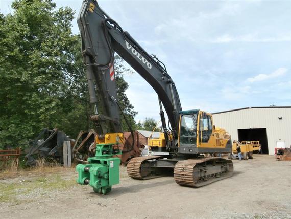2006 Volvo EC330B Hydraulic Excavator Other