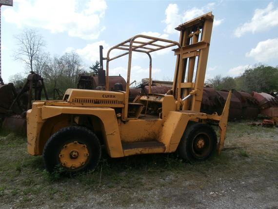 Clark CHY180BD Fork Lift Other