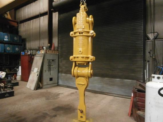 Vulcan 400-A Piling Extractor