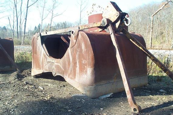Blaw-Knox 15 yd Clamshell Bucket Rehandler