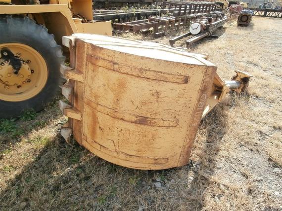 Weldco 3/4 Yd Clamshell Hydraulic Bucket