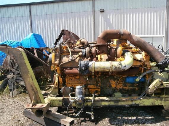 Detroit 16v149t Engine Other