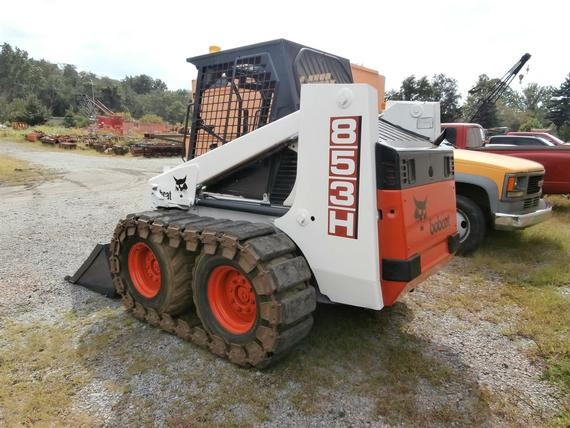 Bobcat 853H Skid Steer Loader Other