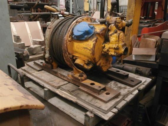 Ingersoll-Rand HU40 Air Tugger / Hoist