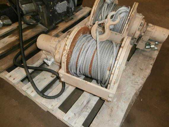 Gearmatic BG4B-05080-01 Hydraulic Winch / Hoist
